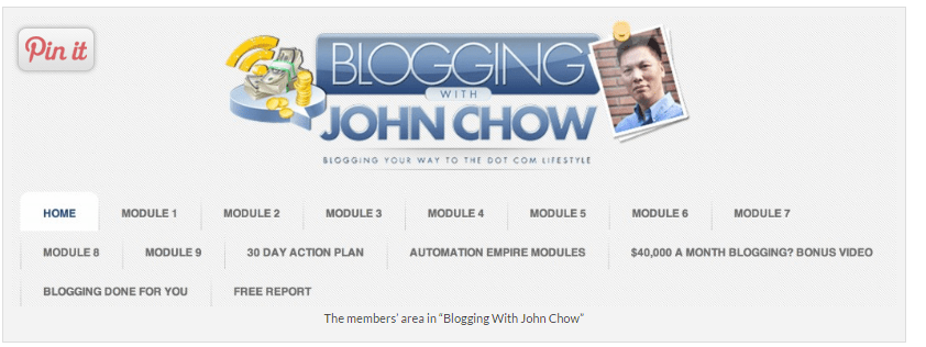 Blogging With John Chow Review Can You Trust John Chow A Blog On Blogging