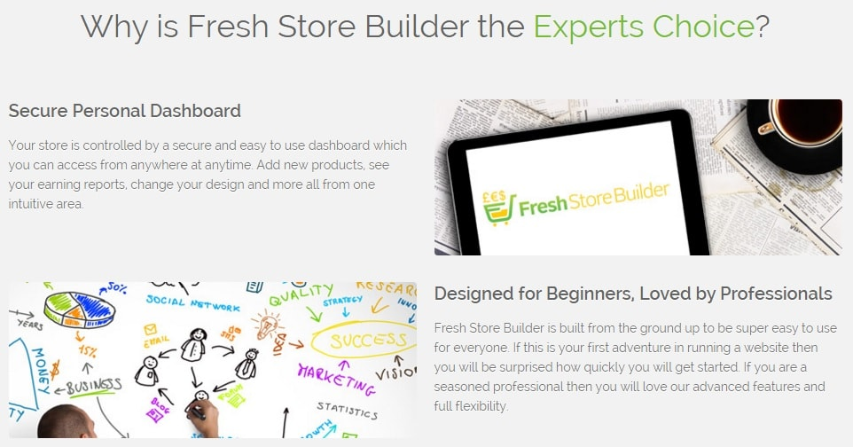 Fresh Store Builder Why Is It best - Expert choice