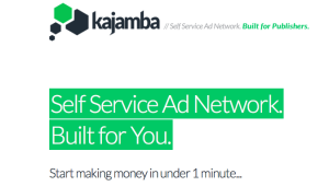 Kajamba Review: Ad Network for Publishers