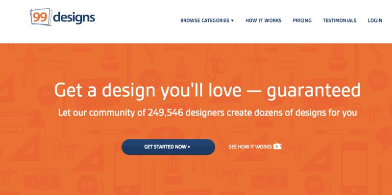 Best 99designs deals