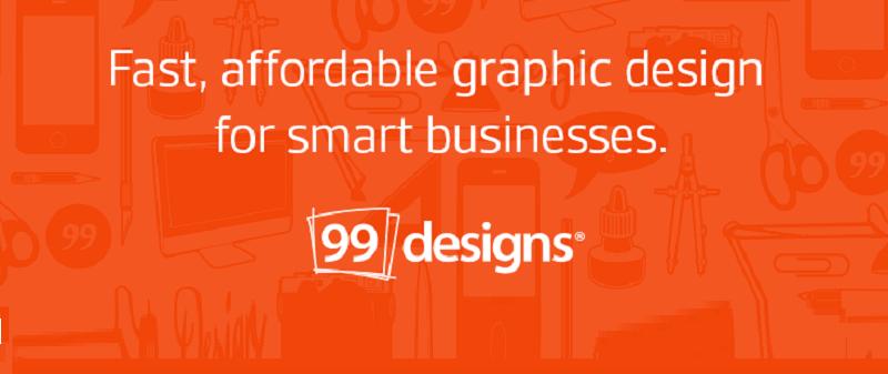 99designs promo deals - Best logo offer here for smart businesses