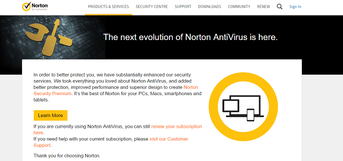 Norton antivirus Coupon Codes