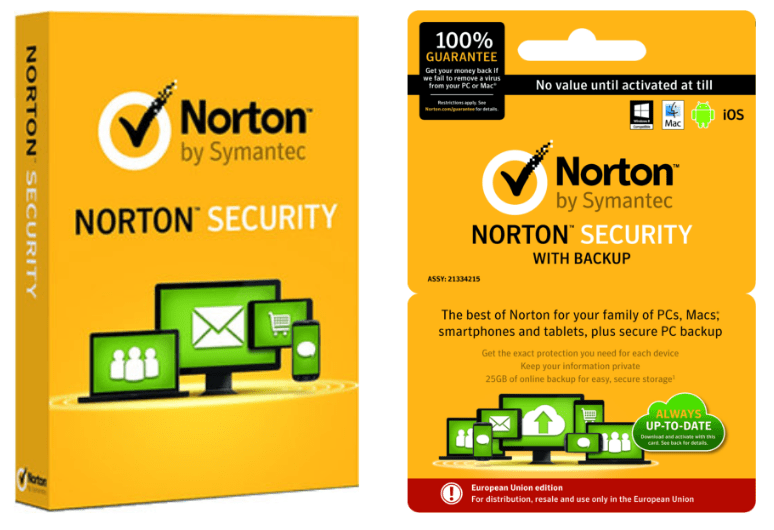 Symantec Norton AntiVirus For Mac