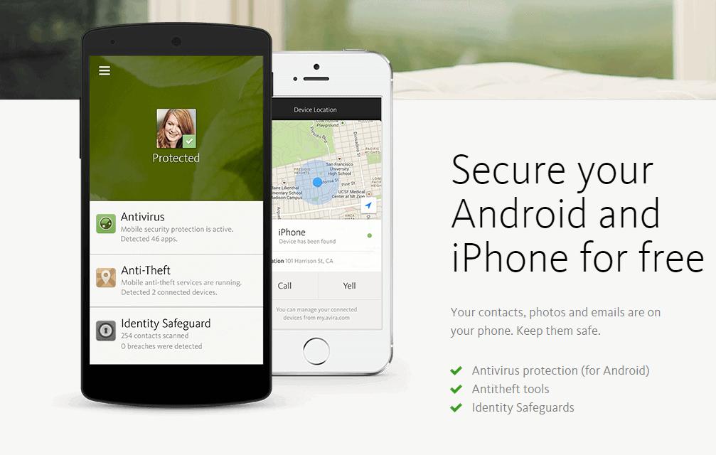 Avira Android Protection