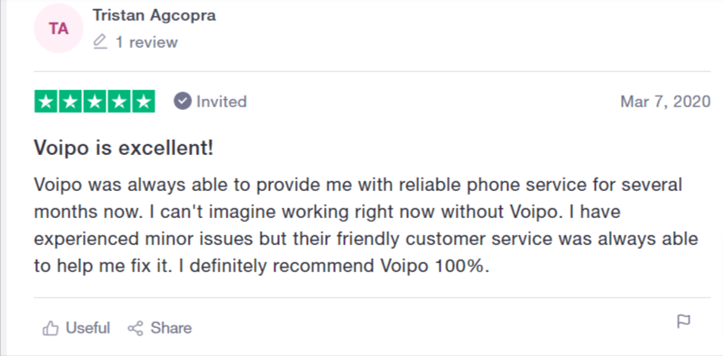 VoIPO Reviews by customers- Voipo coupons