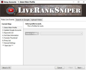 Live Rank Sniper Review: Rank On Page 1 In Google