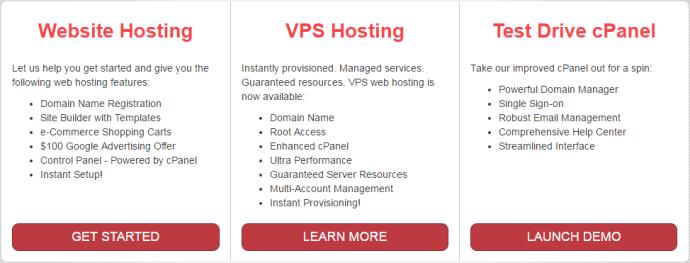 just-host-hosting-plan