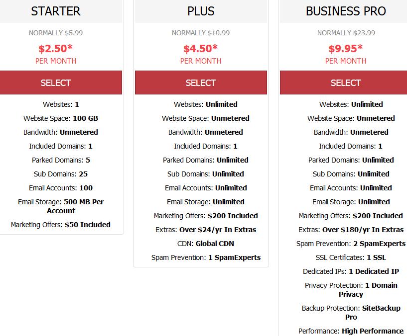 justhost-webhosting-plans