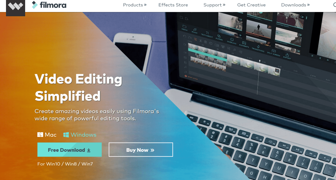Filmora Wondershare Video Editor Win Mac Review Download Video Editing Software