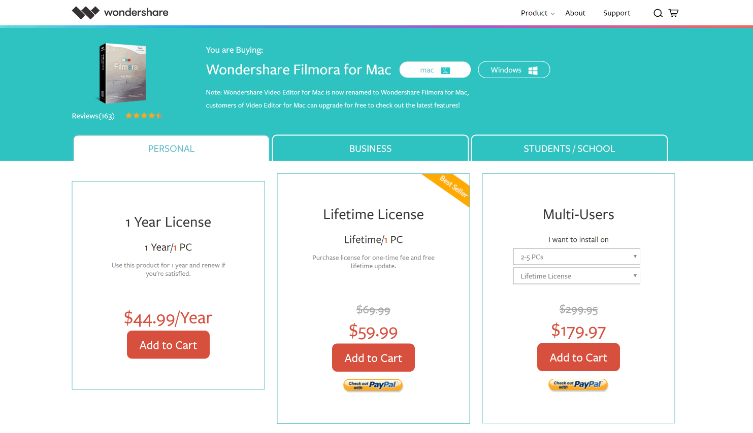 Wondershare Filmora for Mac Wondershare official online shop