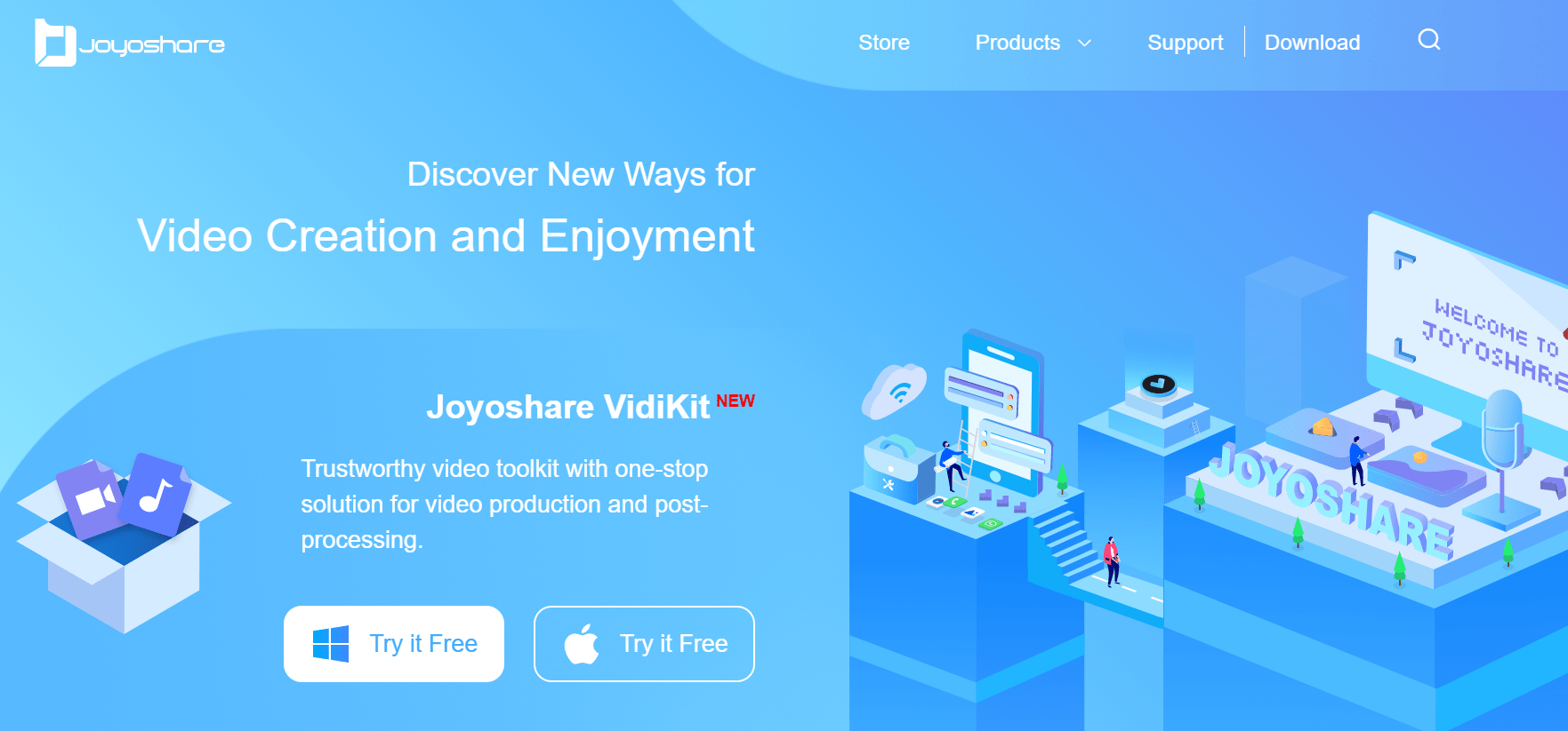 joyoshare review