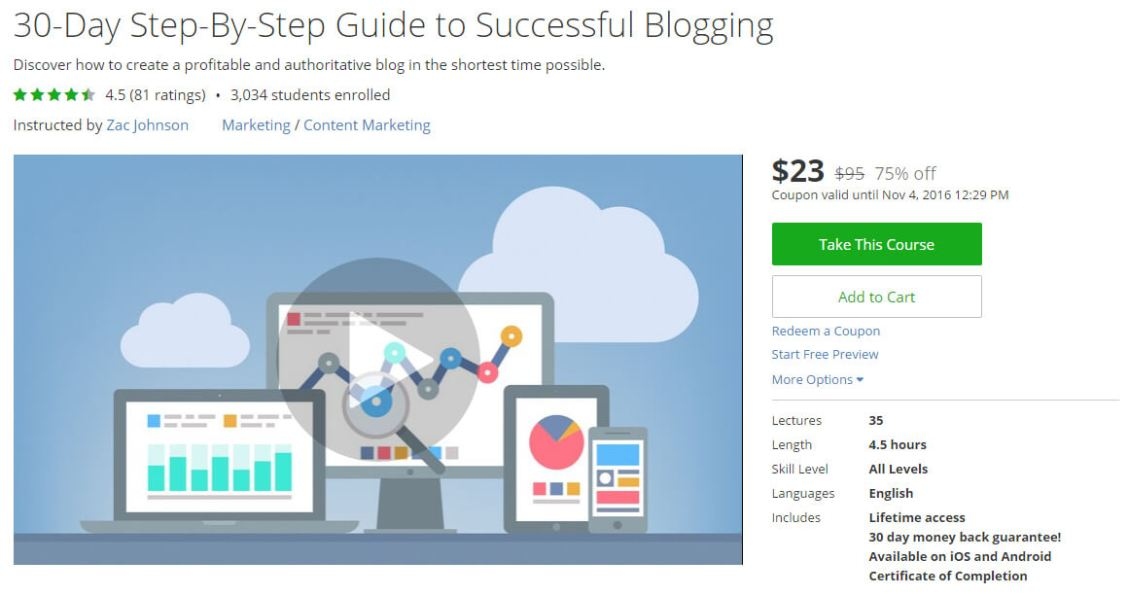 Best udemy courses for internet marketers entrepreneurs 2018 new pin it on pinterest fandeluxe Choice Image