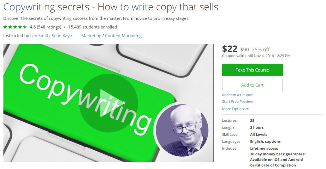 Copywriting-secrets-How-to-write-copy-that-sells