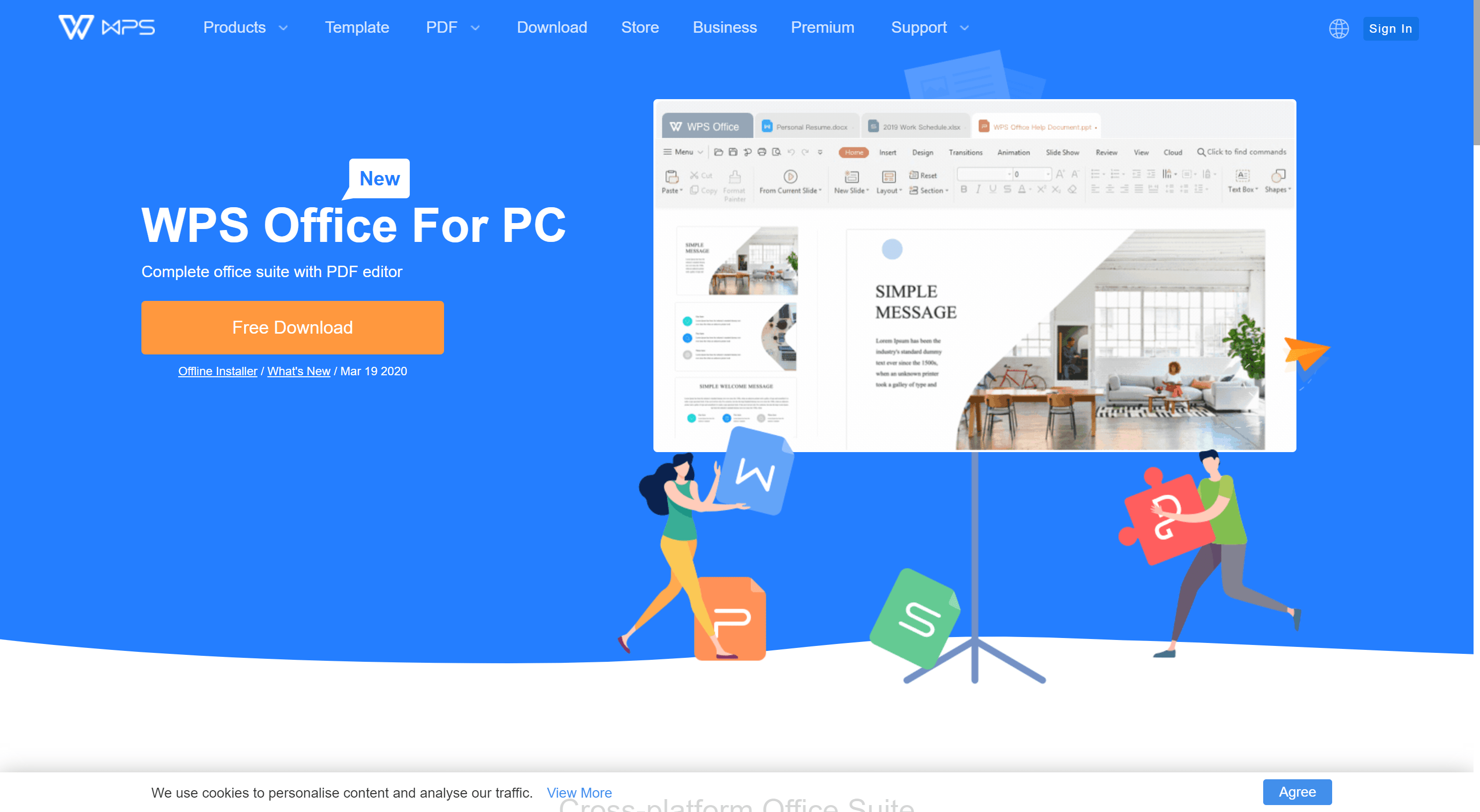 WPS office review for PC