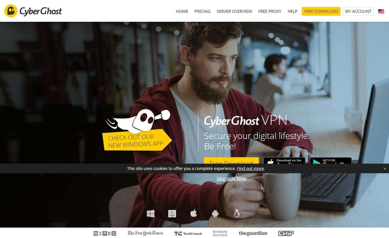 cyberghost vpn coupon codes