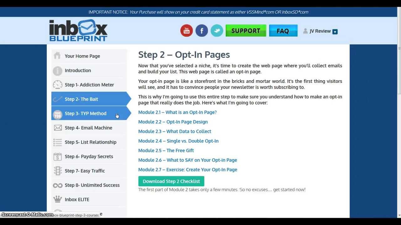 inbox-blueprint review scam dont buy