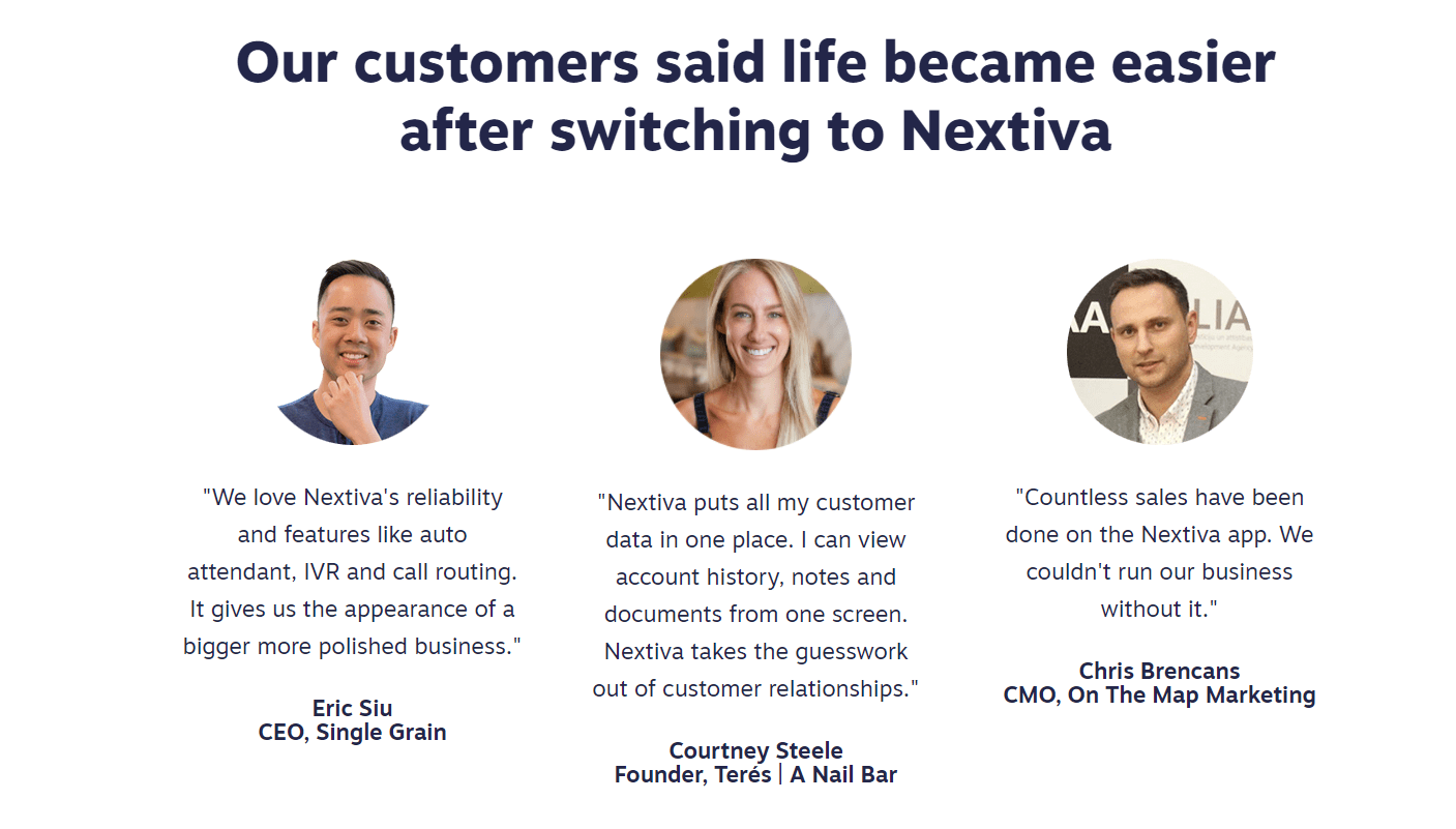 nextive user review