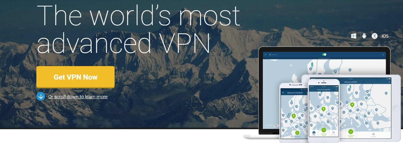 Nord VPN service for Lebanon