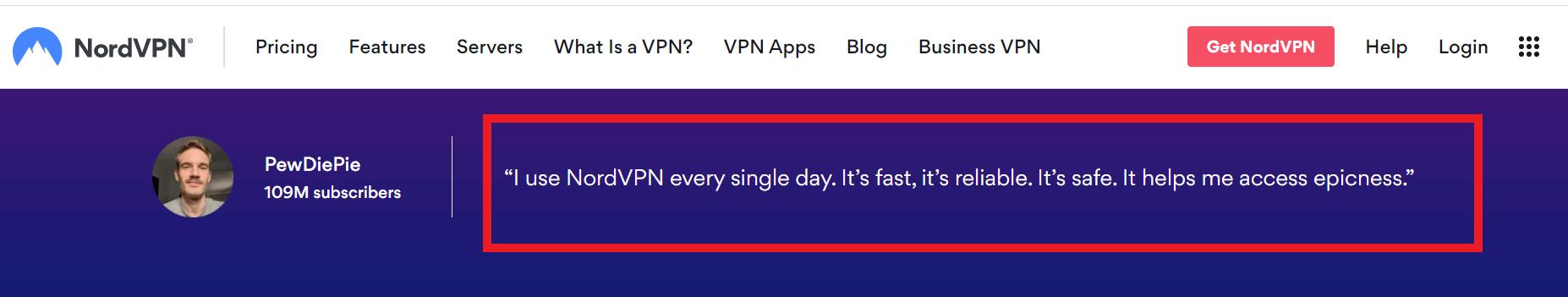 nordvpn coupon codes- customer reviews