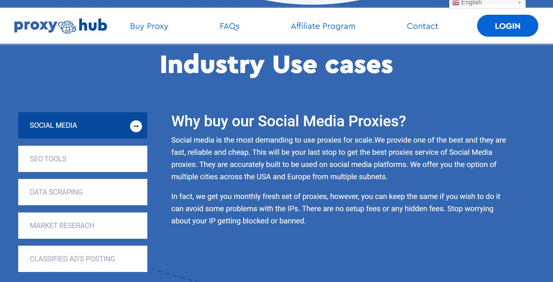 Proxy Hub Coupons proxyhubb
