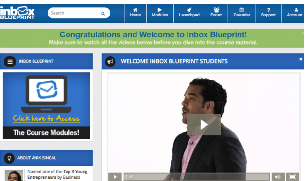 Anik Singal's Course - Business System