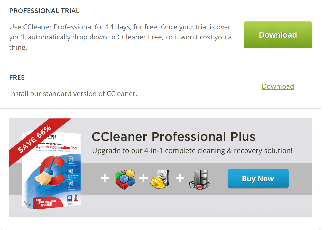 Ccleaner professional plus coupon code