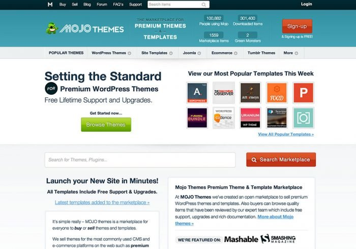 mojo themes coupon codes