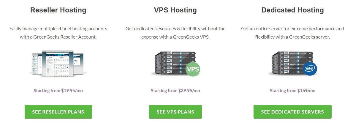 GreenGeeks Black Friday Deal- Hostings