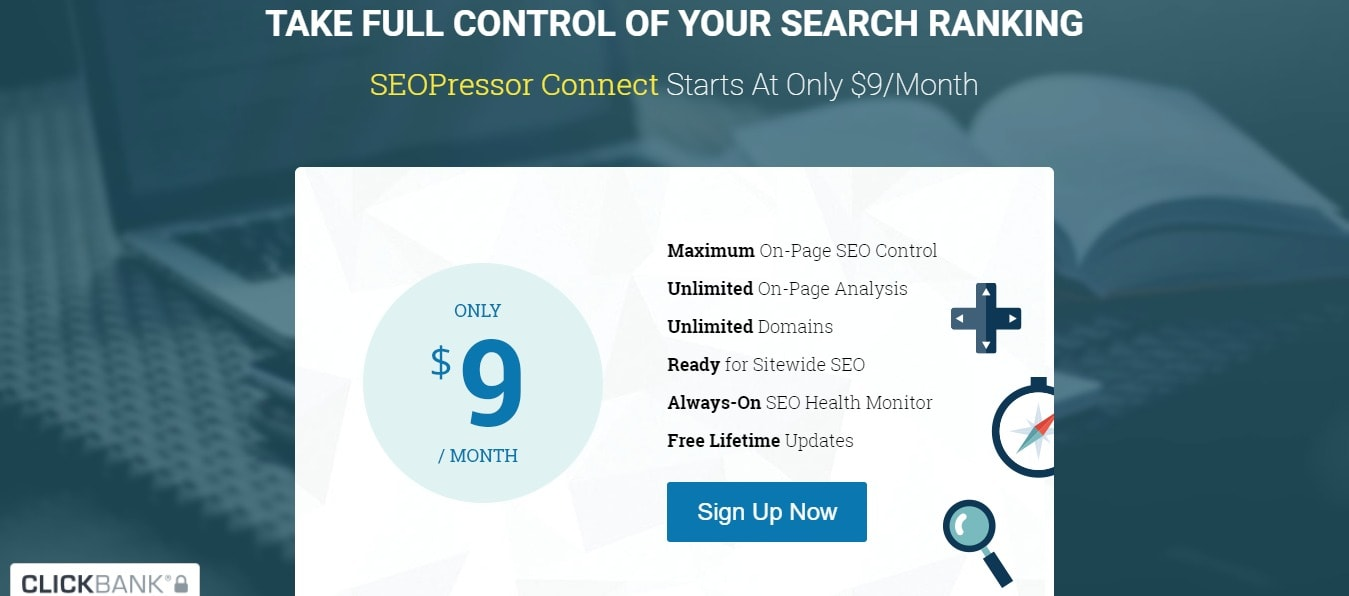 Pricing Plans at SEOPressor