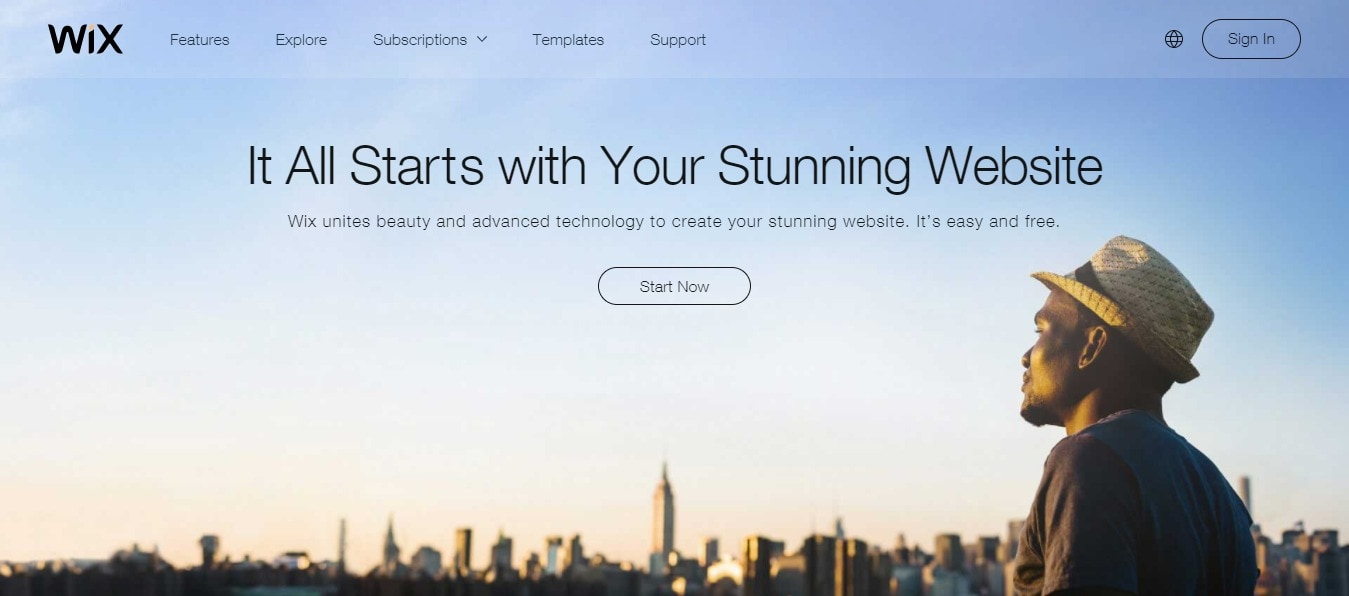 Wix Overview