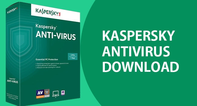 Kaspersky Antivirus Black Friday deal