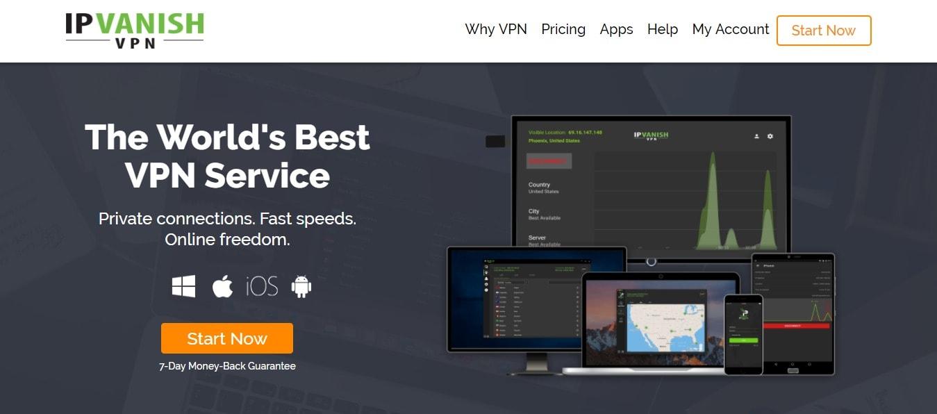 Ipvanish VPNs For Finland - The World Best VPN Service