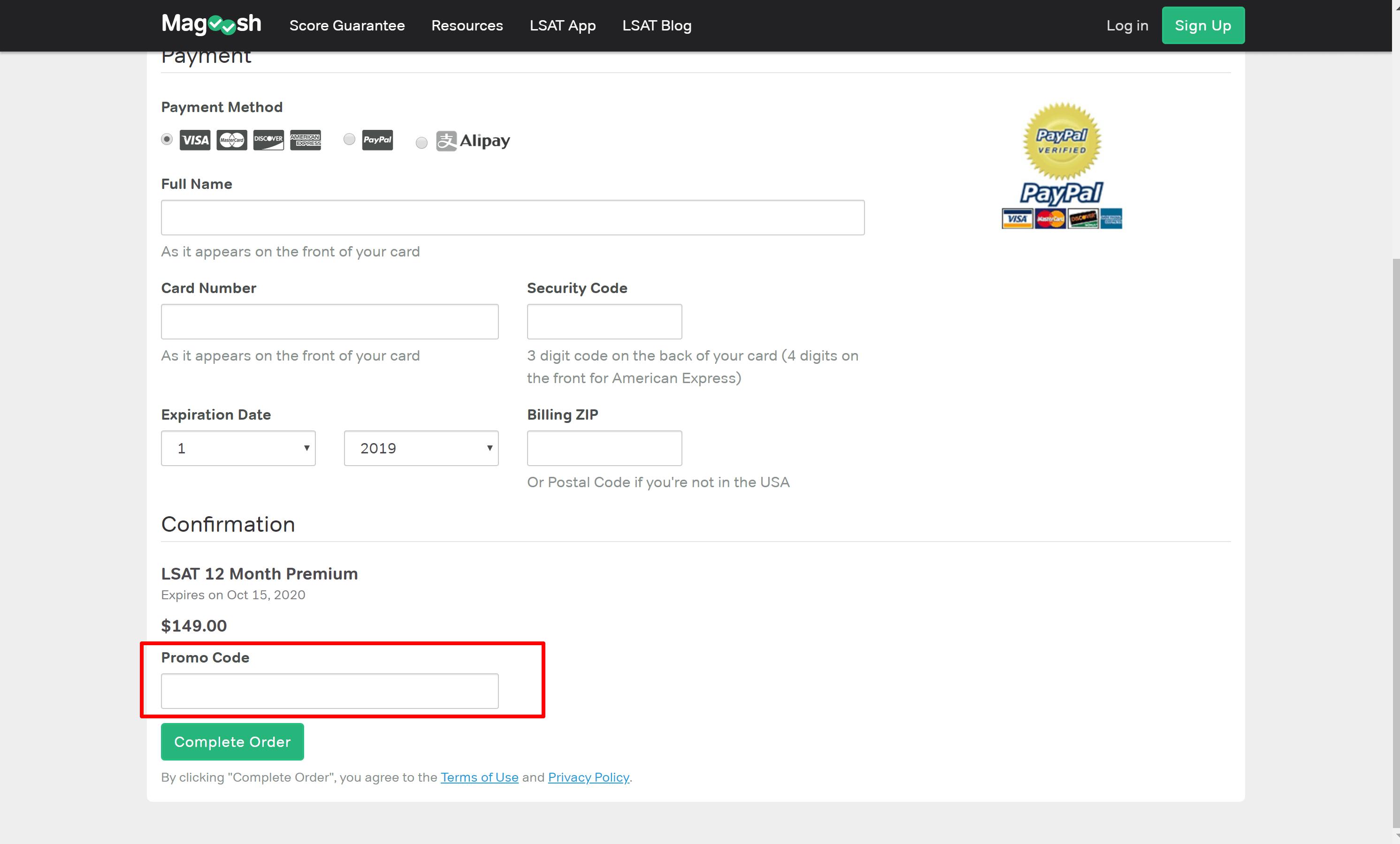 Magoosh discount coupon codes