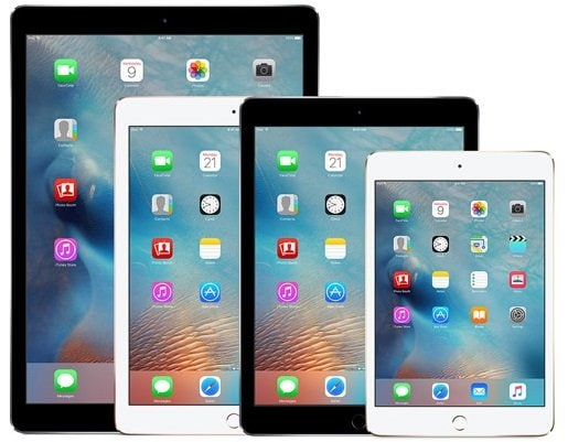 black Friday deals on iPads