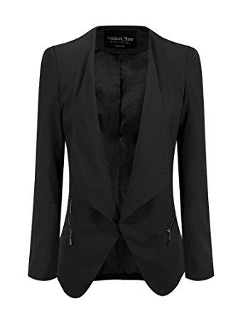 Work Office Blazer Jacket Suit