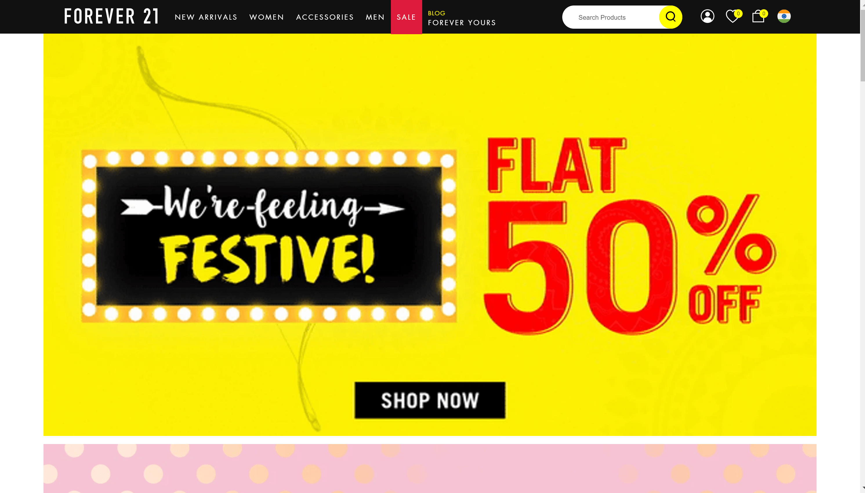 Forever21 Sale India