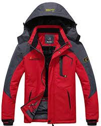 Wantdo Women's Rain Jacket