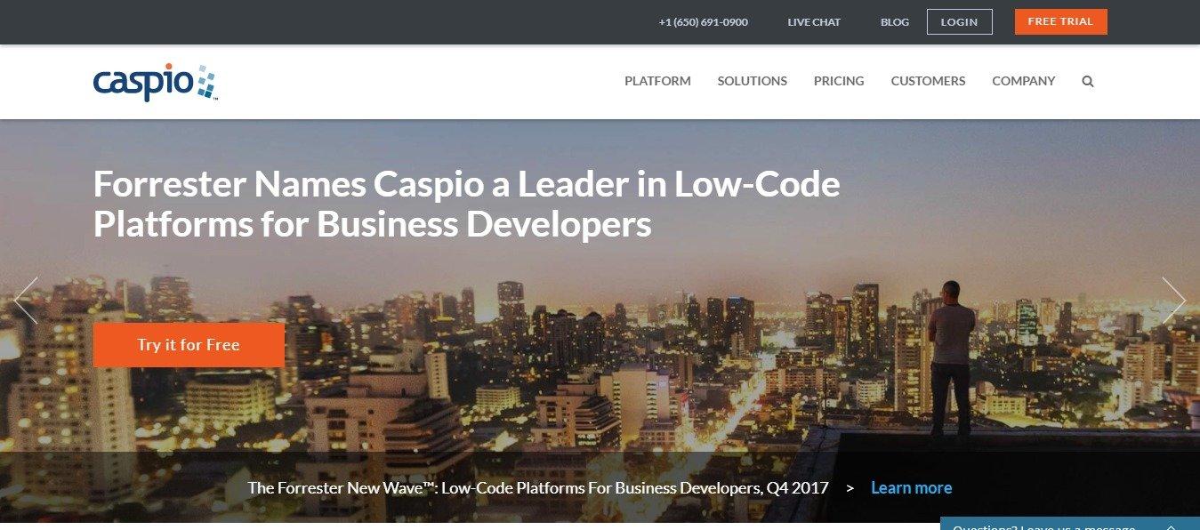 Caspio Coupon Codes