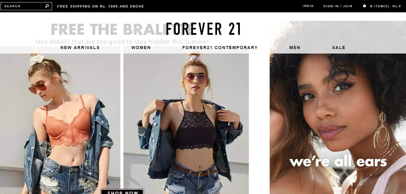 Forever 21 dresses- Forever21 coupon codes