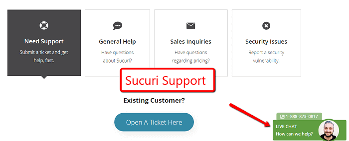 sucuri-pricing Sucuri discount coupon support system