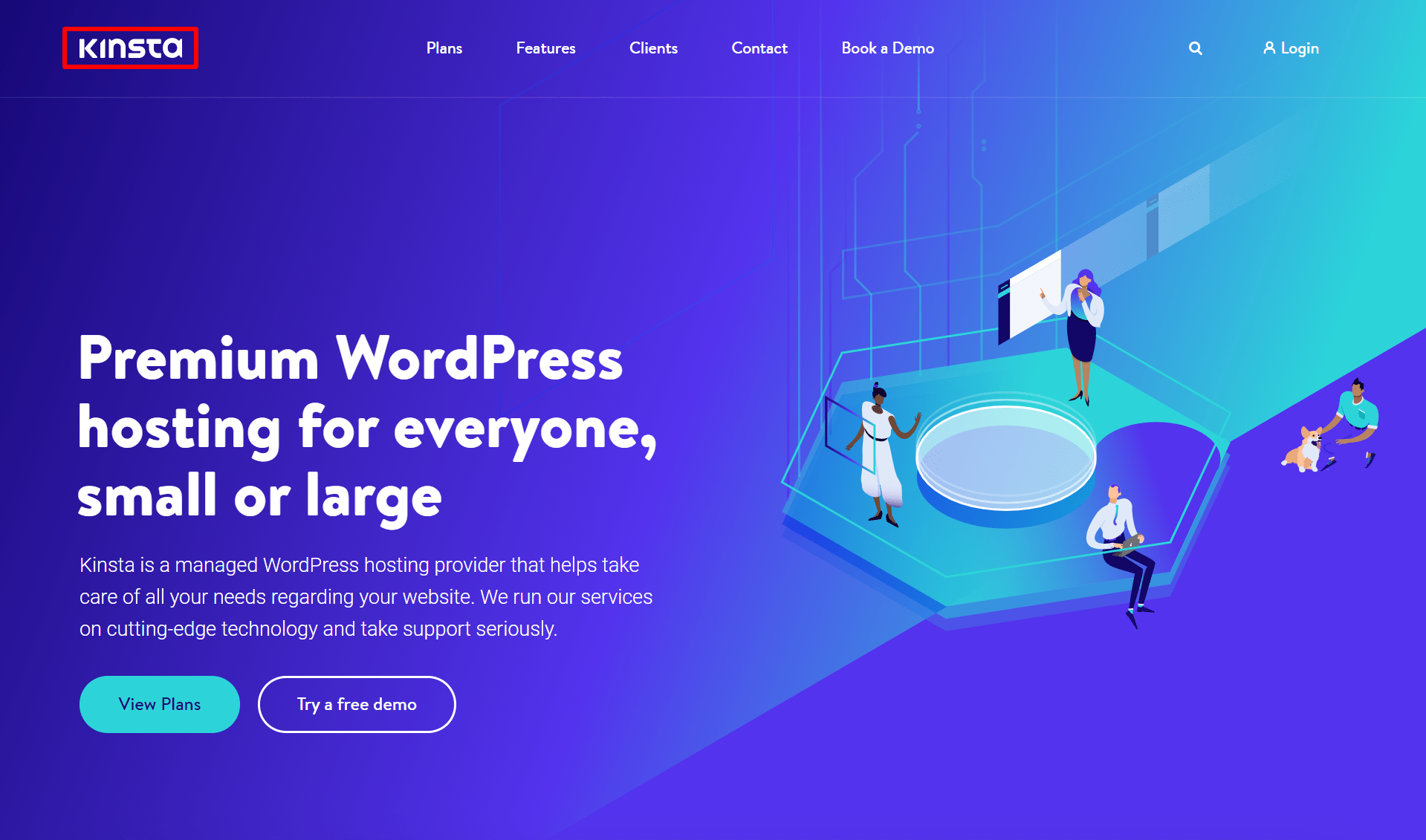 Kinsta-Managed-WordPress-Hosting-for-All-Large-or-Small