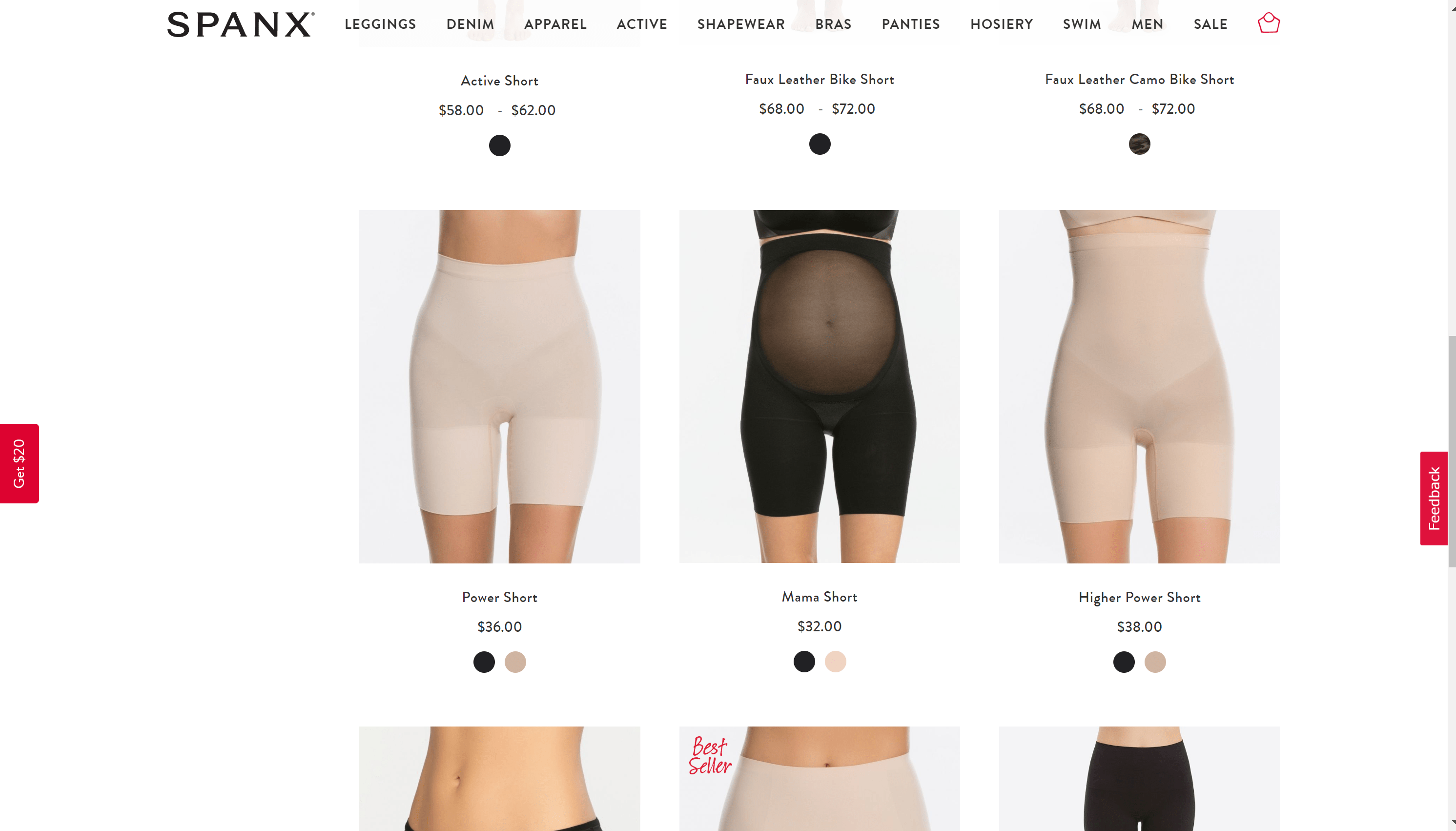 Spanx discount codes