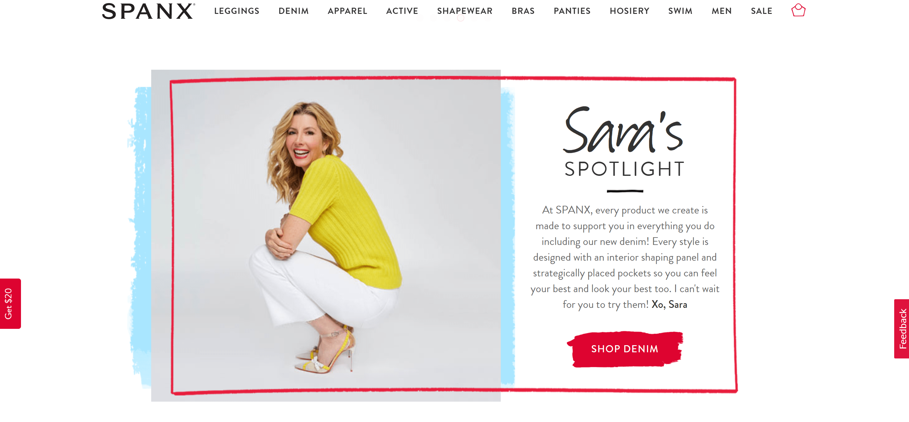 Spanx leggings coupons
