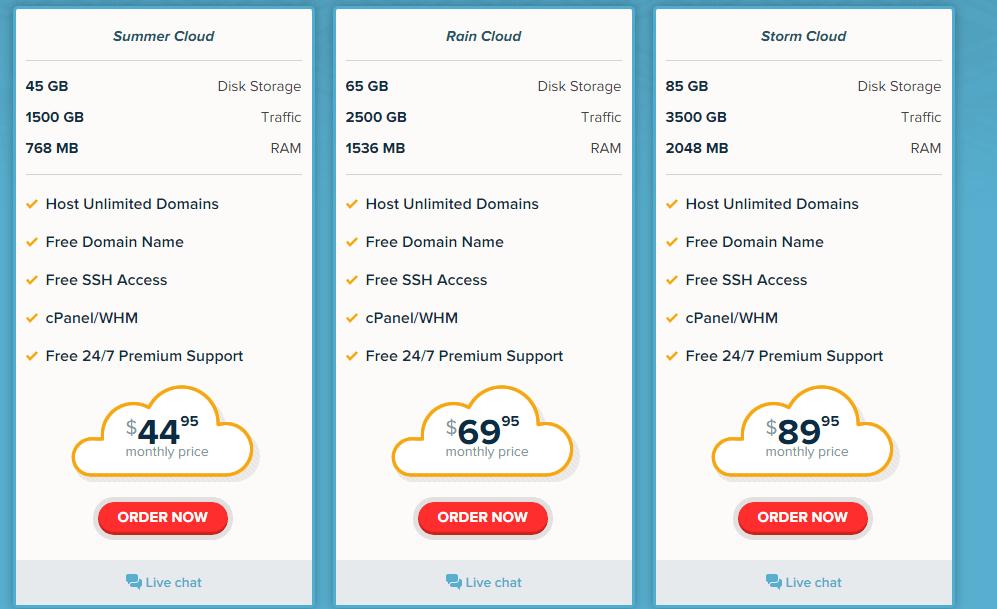 TMD Hosting cloud hosting discounts