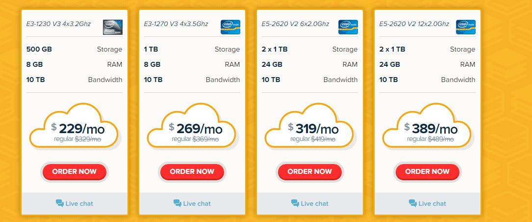TMDHosting dedicated server- TMD promo codes