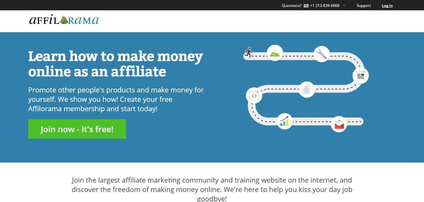 Affilorama - marketing forum