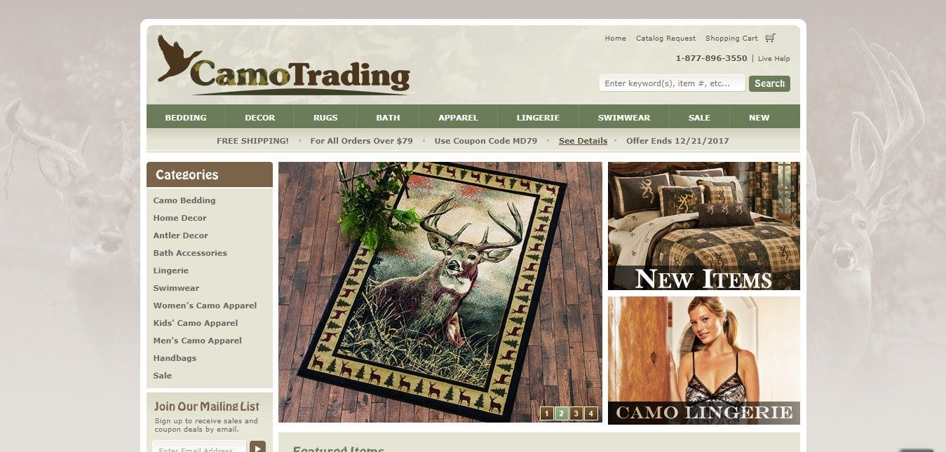 camotrading coupons & offers