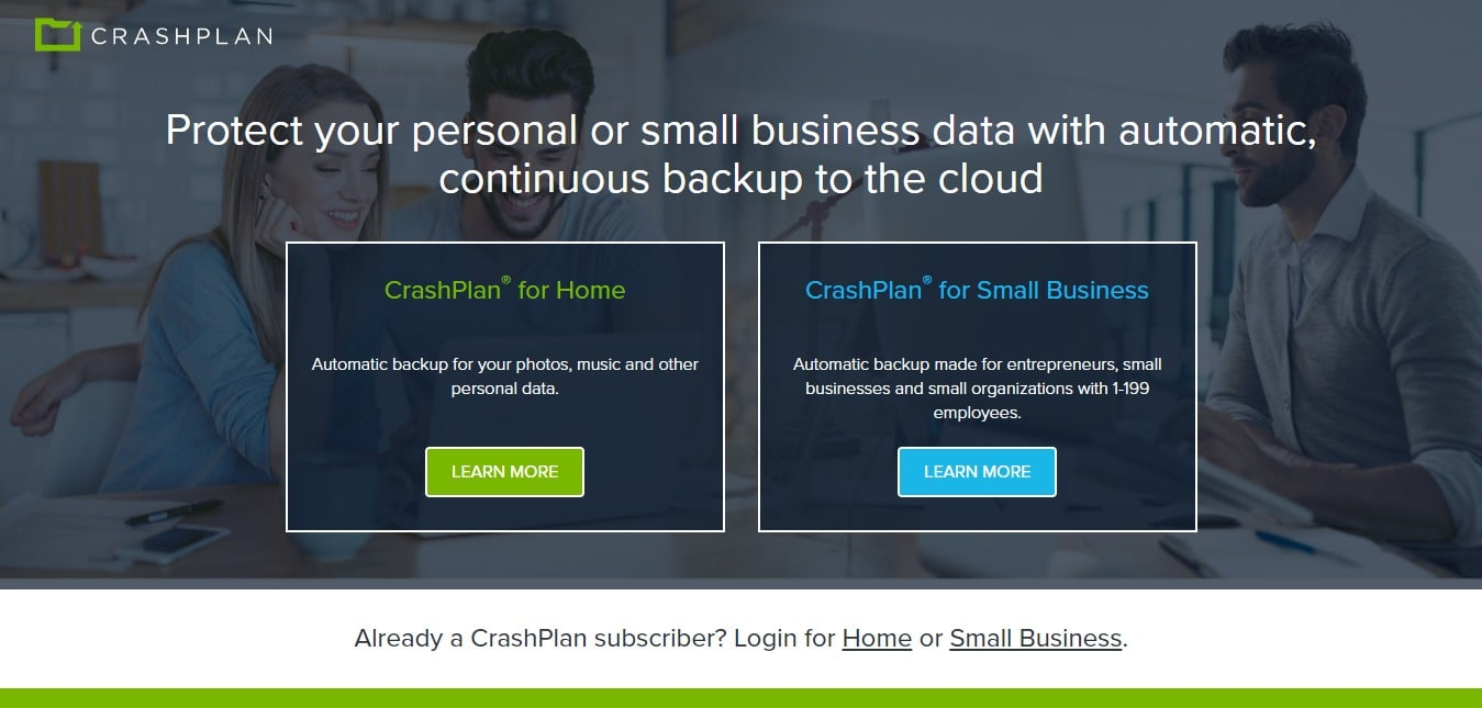 Protect your personal or small business Cloud services