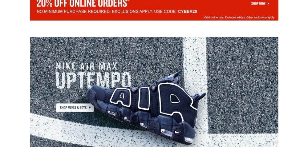 Finish Line Coupons & offers