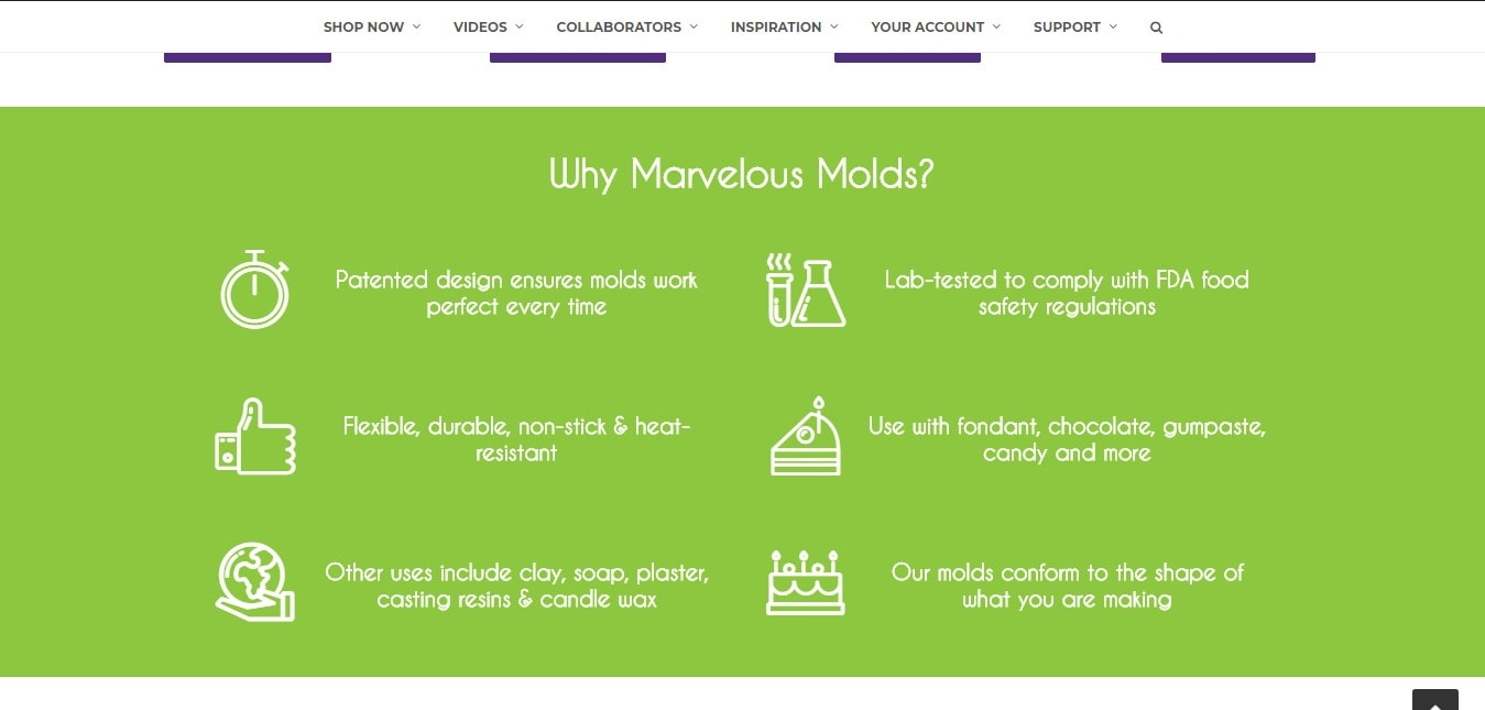 Marvelous Molds- Coupon Codes